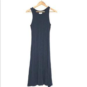 Lou & Grey Navy Blue Maxi Dress